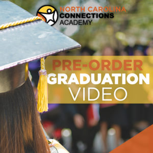 NCCA GRADUATION VIDEOS FLYER